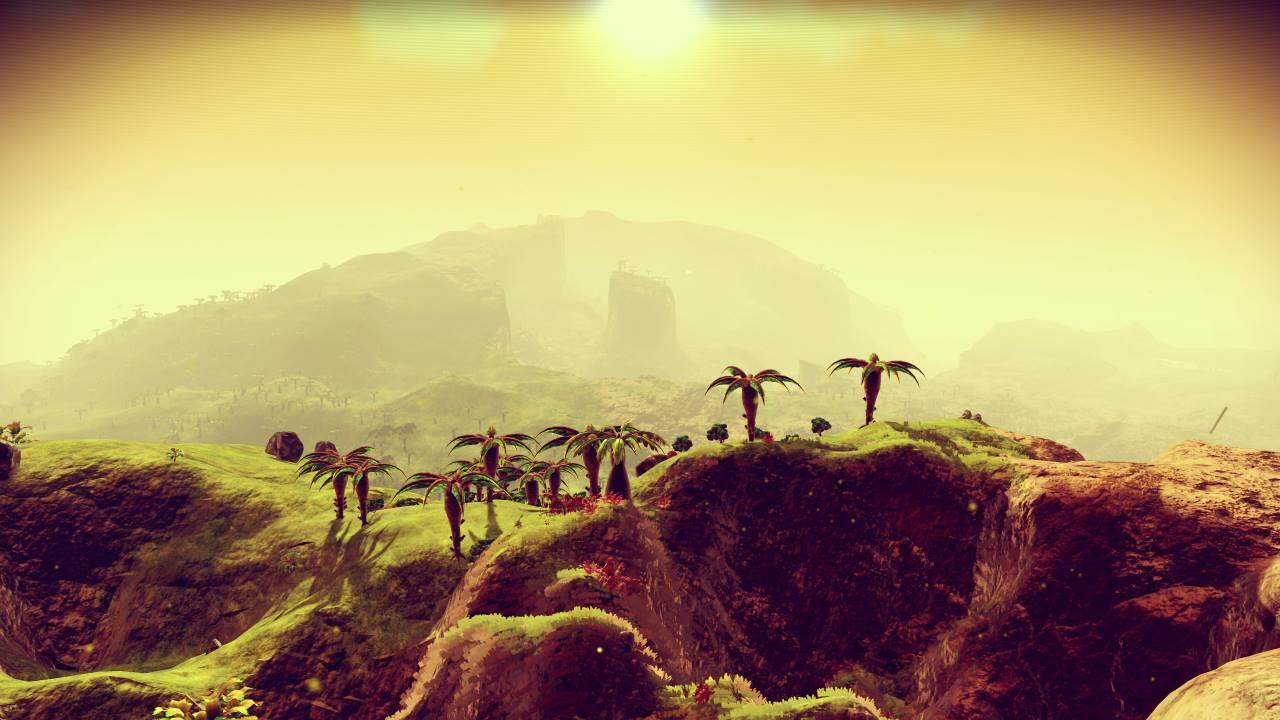 tropical paradise world